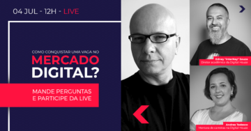 Live no Facebook Marcelo Tas e Digital House